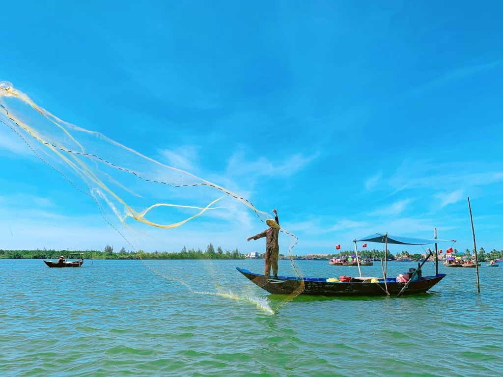 fishing village hoi an tour 13